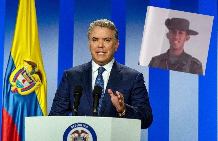 Iván Duque y Fernando Iriarte