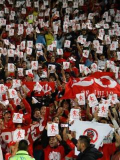 ¿Evitaron un papelón? Cancelan 'tifo' de América programado para final de Liga Águila