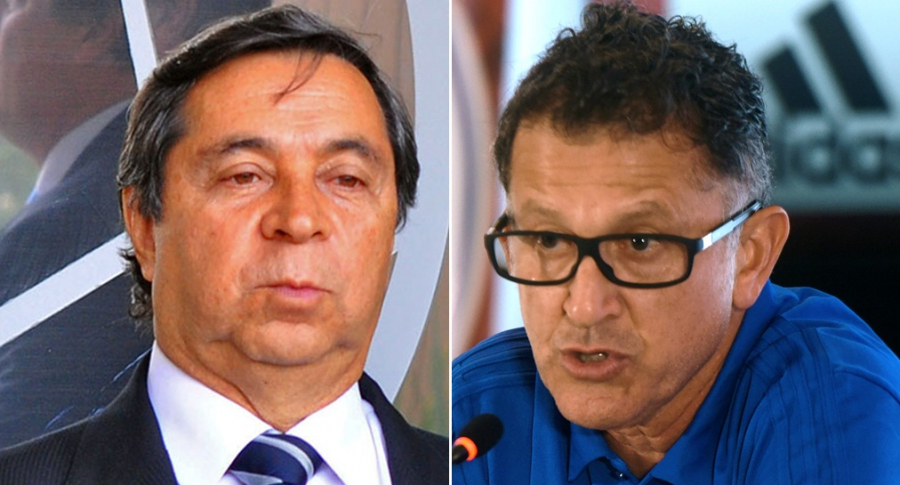 Álvaro González Alzate y Juan Carlos Osorio