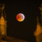 'Luna de sangre' en Francia