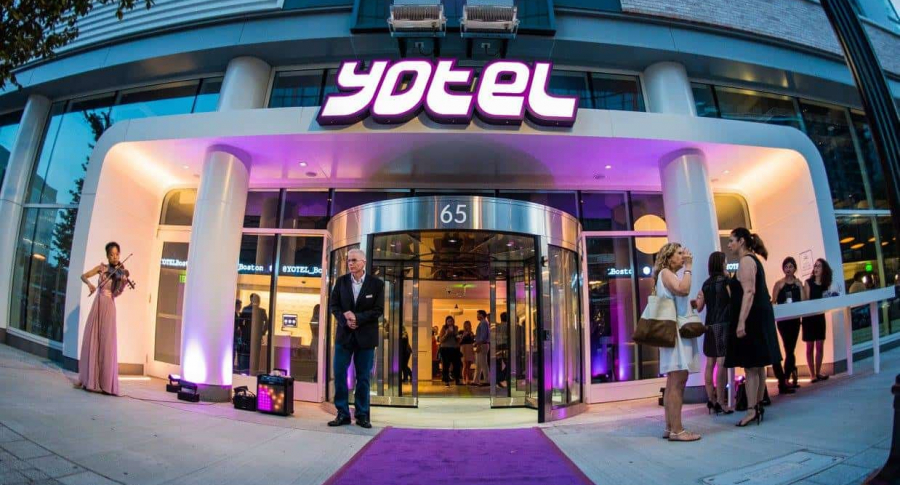 Hotel Yotel