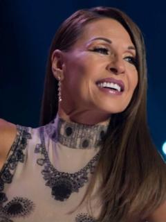 Amparo Grisales, jurado de 'Yo me llamo', y Diva Jessurum, presentadora.