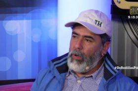 Julio Pachón, actor.