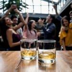 Rumba, bar y trago