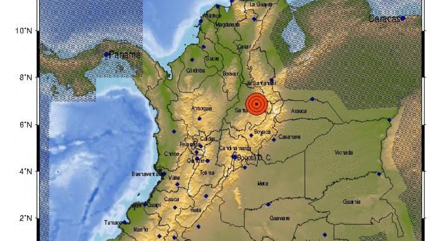 Servicio Geológico Colombiano