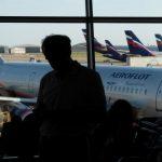 Avión de Aeroflot