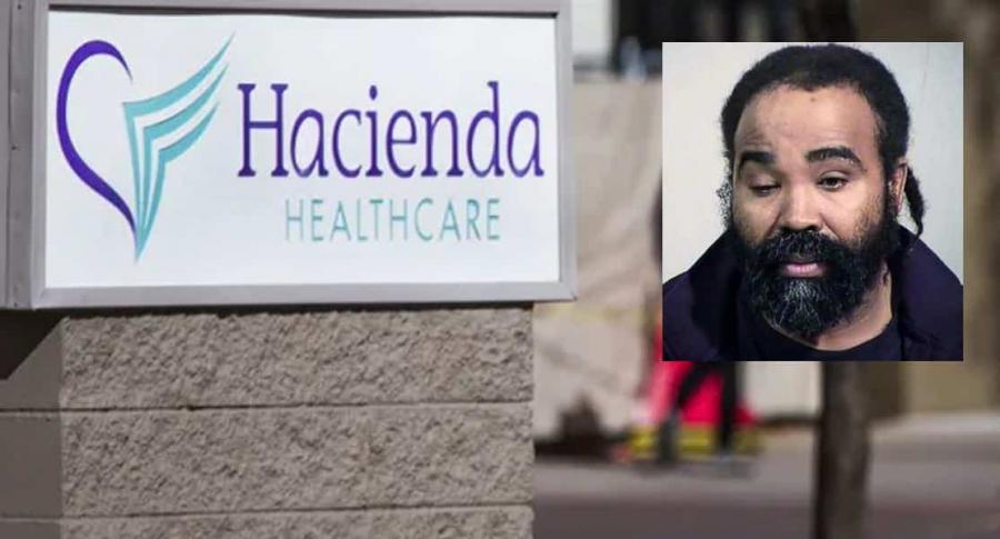 Hacienda Healthcare y Nathan Sutherland