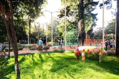 Parque Japón