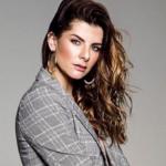 Carolina Cruz, modelo colombiana.