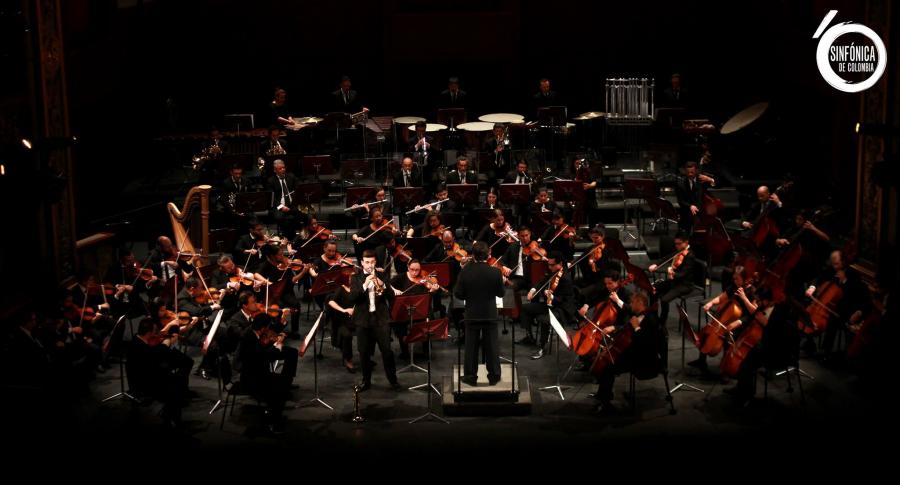 Presentación de la Orquesta Sinfónica Nacional