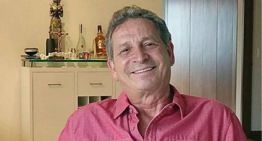 Darío Gómez, cantante.
