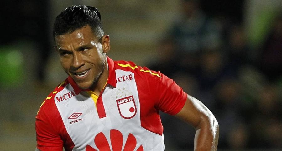 Wilson Morelo se despidió de Santa Fe, será nuevo jugador..