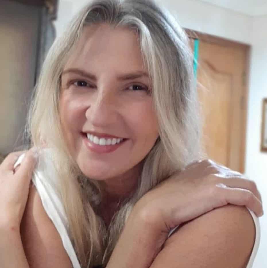 Luz Amparo Álvarez, actriz, comediante e imitadora.