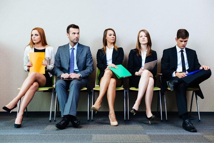 Personas buscando empleo