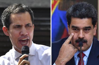 Guaidó Maduro