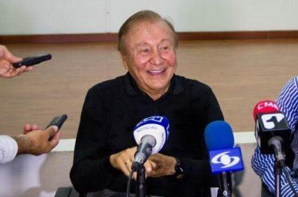 Rodolfo Hernández, de Bucaramanga