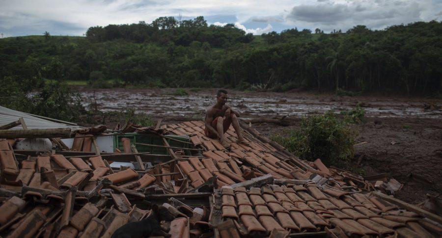Tragedia ambiental en Brasil