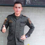 Andrés Felipe Carvajal, cadete fallecido en hospital El Tunal