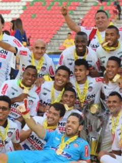 Junior campeón de la Superliga