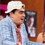 Suso, humorista, y Franklin Ramos, jurado de 'La Agencia'.