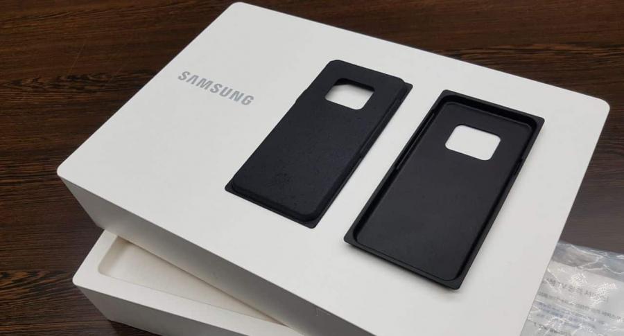 Samsung Ecofriendly Packaging