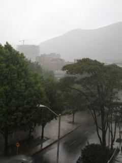 Estos son los puntos de Bogotá con más problemas este martes por los aguaceros
