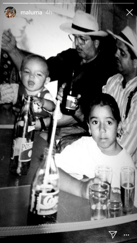 La foto de Maluma desnudo para celebrar su cumpleaños
