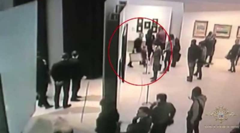 Robo a museo en Rusia