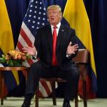Iván Duque y Donald Trump