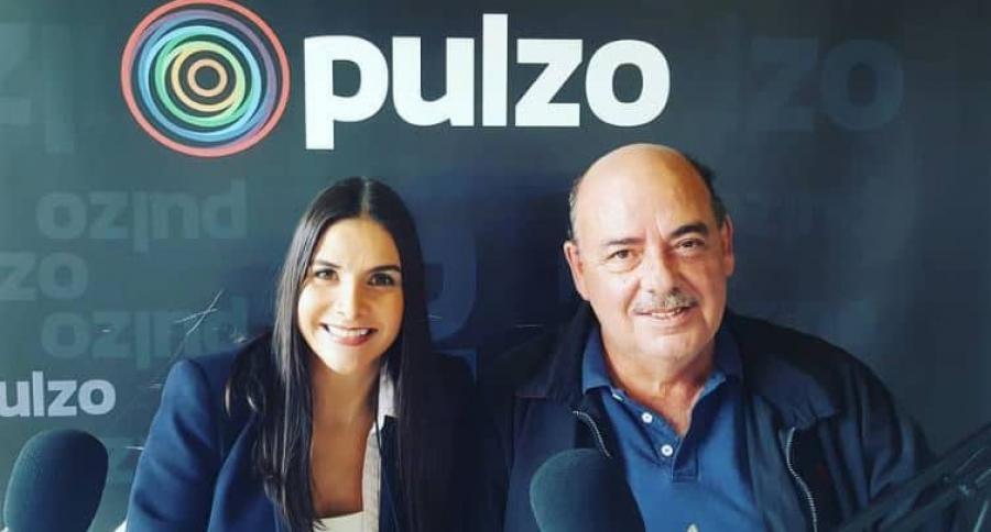 Natalia Ramírez y Fernando Gaitán