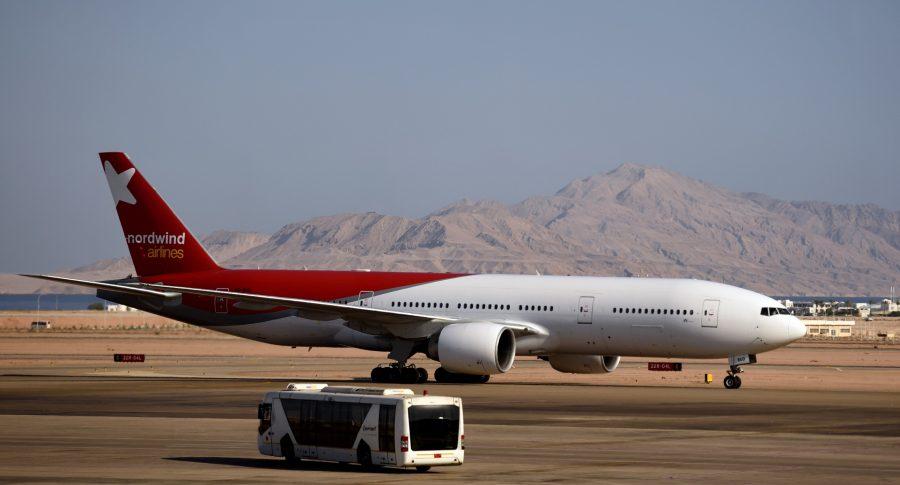 Avión de Nordwind