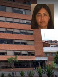 Instituto de Medicina Legal y Claudia García