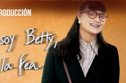 'Yo soy Betty, la fea'.