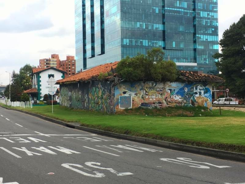 Terreno que donó Carlos Vives
