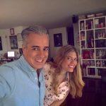 Jorge Enrique Abello y Lorna Cepeda