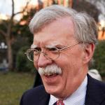 John Bolton, asesor de seguridad de Donald Trump
