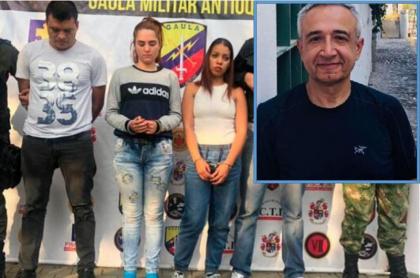 Captura de presuntos asesinos del profesor extranjero Ramazan Gencay