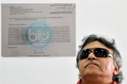 Carta de caso 'Santrich'
