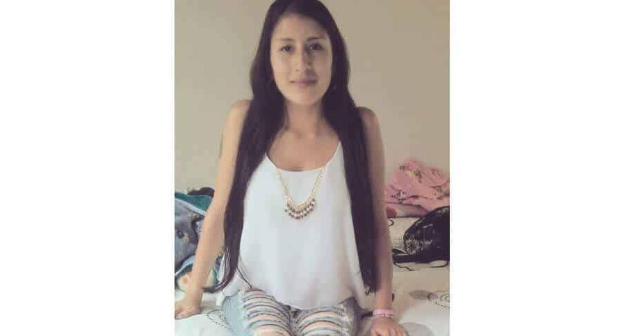 María Fernanda Castillo Varga, desaparecida en Bogotá