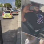Taxista denunciado en Cartagena