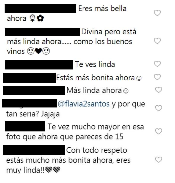Comentarios post Flavia Dos Santos