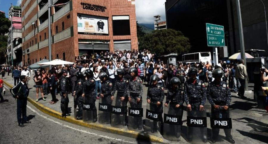 Policía de Venezuela