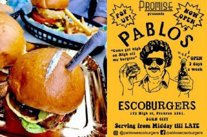The patron burger