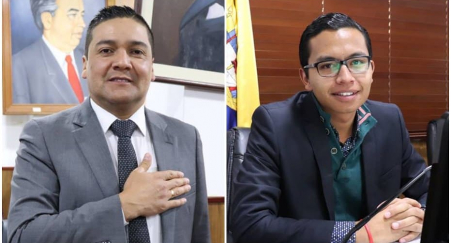 Concejales de Sogamoso.