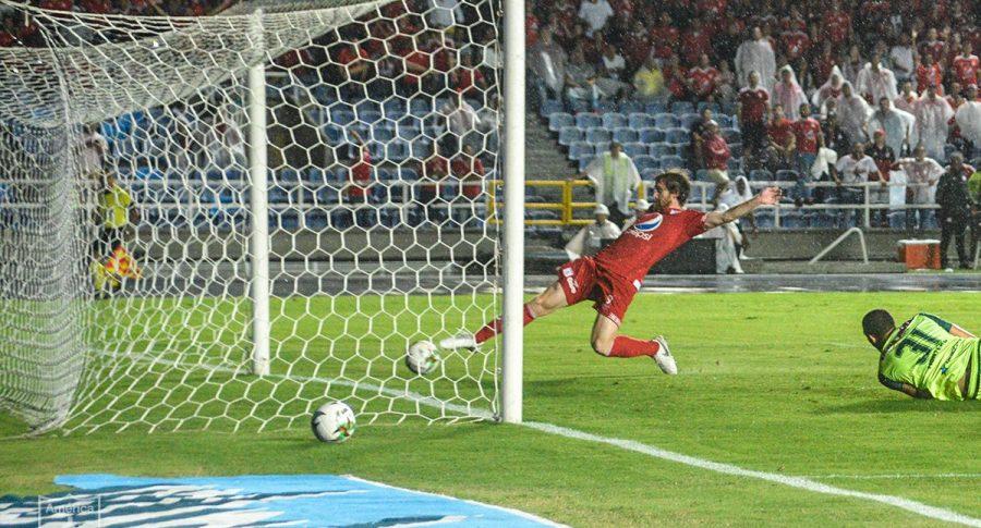 Gol de Fernando Aristeguieta
