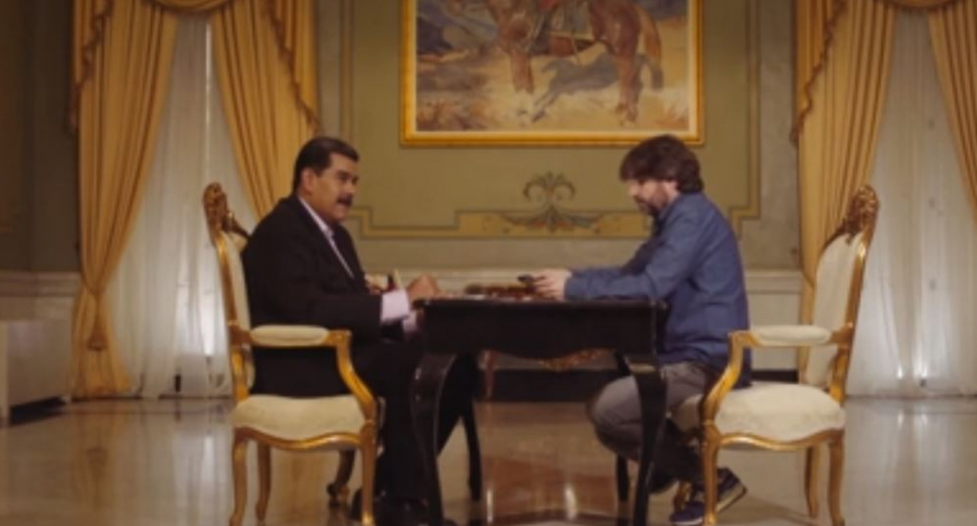 Maduro y Évole