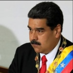 Papa y Maduro