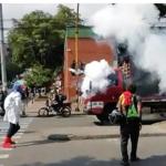 Manifestación Tolima