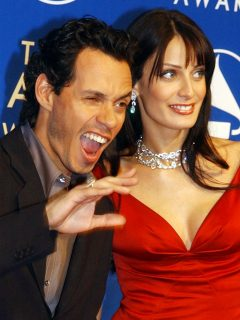 Marc Anthony y Dayanara Torres