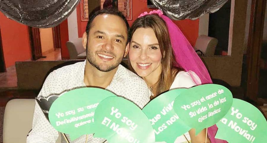 Luis Miguel Zabaleta y Paula Andrea Betancur